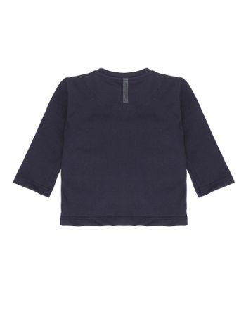 Blusa-Infantil-Calvin-Klein-Jeans-Estampa-Calvin-Marinho
