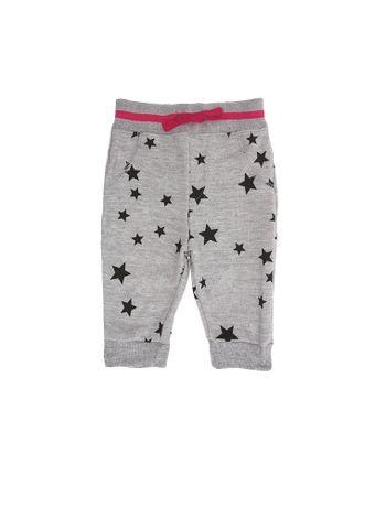 Calca-Infantil-Calvin-Klein-Jeans-Estampa-Estrelas-Mescla