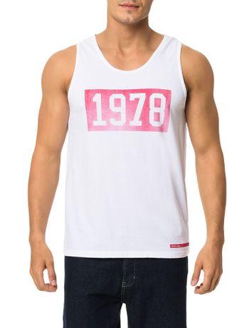 Regata-Calvin-Klein-Jeans-Estampa-Vintage-Quadrado-1978-Branco
