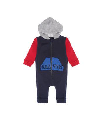 Macacao-Infantil-Calvin-Klein-Jeans-Cores-Marinho