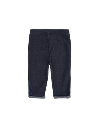 Calca-Infantil-Calvin-Klein-Jeans-Com-Laterais-De-Pu-Preto
