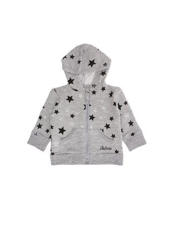 Casaco-Infantil-Calvin-Klein-Jeans-Estampa-Estrelas-Mescla