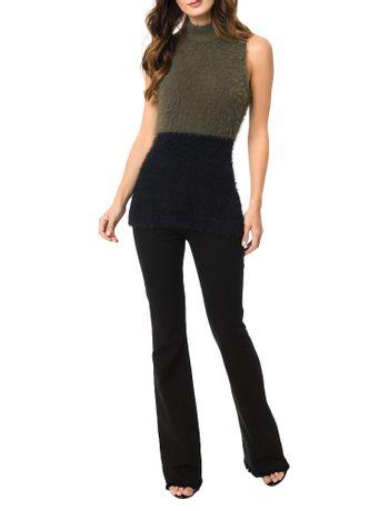 Tricot-Calvin-Klein-Jeans-Pelo-Degrade-Militar
