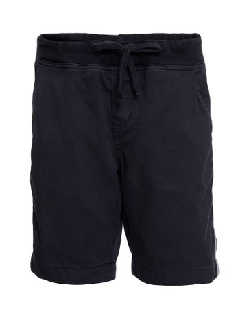 Bermuda-Color-Infantil-Calvin-Klein-Jeans-Grafite