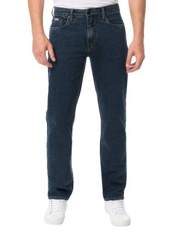 Calca-Calvin-Klein-Jeans-5-Pockets-Straight-Marinho