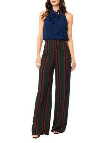 Calca-Calvin-Klein-Listrada-Pantalona-Musgo