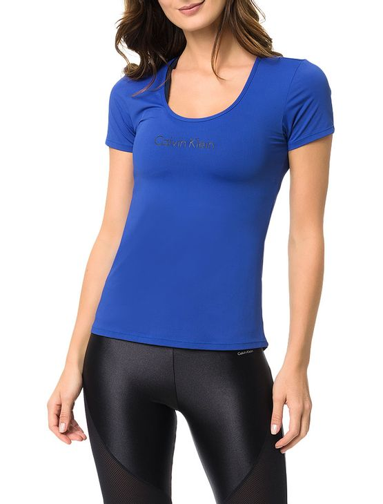 Camiseta-Athletic-Calvin-Klein-Swimwear-Estampa-Ck-Azul-Royal