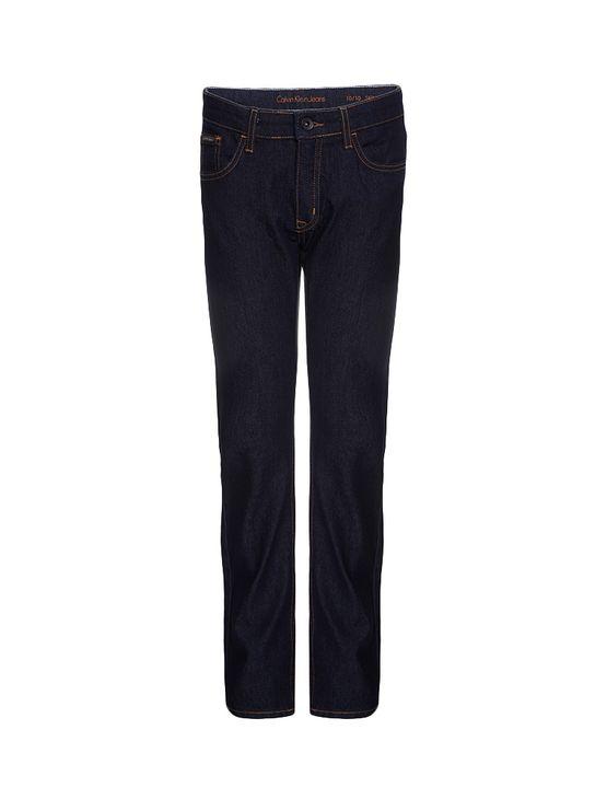 Calca-Jeans-Infantil-Calvin-Klein-Jeans-Five-Pockets-Skinny-Marinho