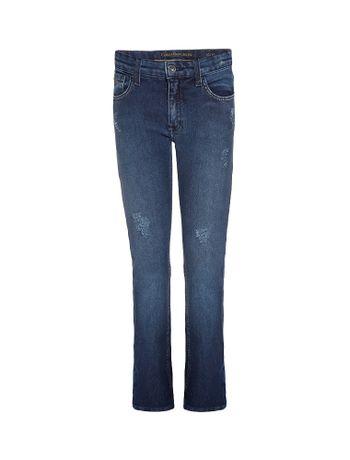 Calca-Jeans-Infantil-Calvin-Klein-Jeans-5-Pockets-Skinny-Marinho