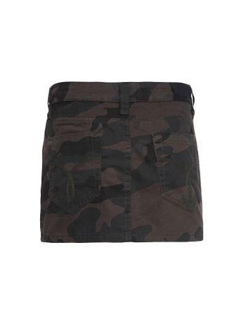 Saia-Color-Infantil-Calvin-Klein-Jeans-Camuflado-Militar