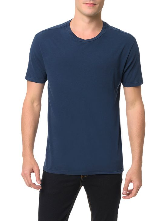 Camiseta-Calvin-Klein-Jeans-Estampa-Basquete-Marinho
