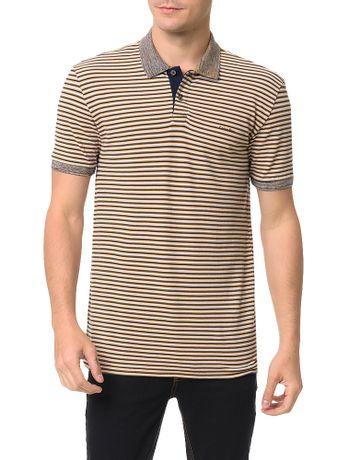 Polo-Slim-Calvin-Klein-Listrada-4-Cores-Cinza-Medio