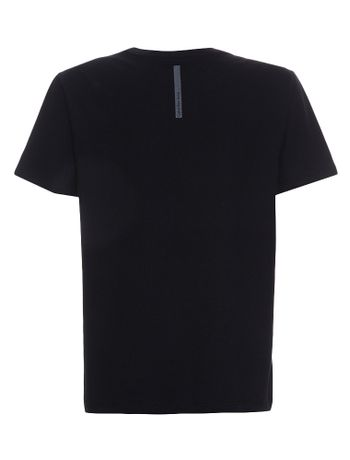 Camiseta-Infantil-Calvin-Klein-Jeans-Bandeira-Industrial-Preto
