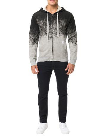 Casaco-Calvin-Klein-Jeans-Capuz-Estampa-Degrade-Mescla