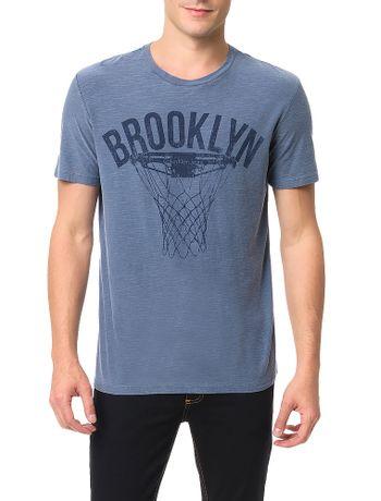 Camiseta-Calvin-Klein-Jeans-Estampa-Brooklyn-Marinho