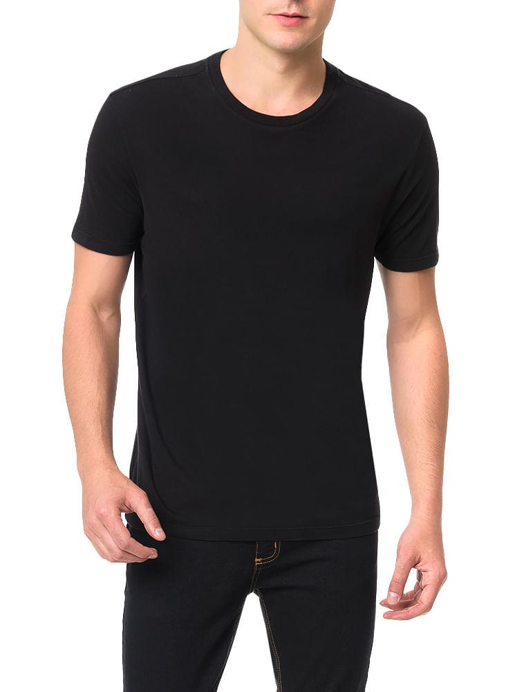 6124897d08c36 Camiseta Calvin Klein Jeans Estampa Basquete Grafite - Calvin Klein