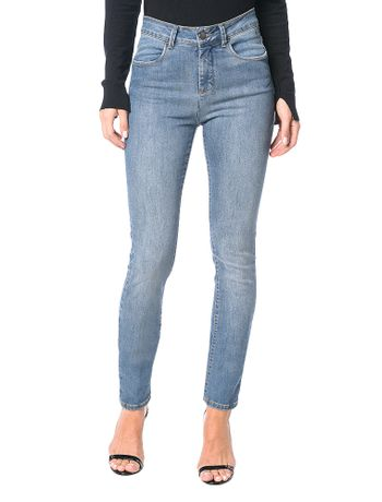 Calca-Jeans-Calvin-Klein-Super-Skinny-High-Azul-Medio