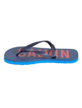 Chinelo-Calvin-Klein-Jeans-Calvin-Bold-Marinho