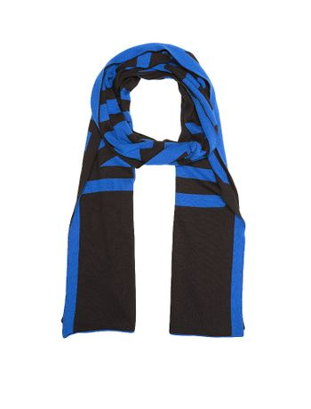 Cachecol-Calvin-Klein-Jeans-Calvin-College-Azul-Carbono