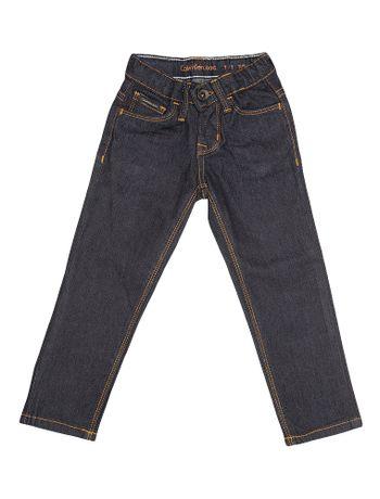 Calca-Jeans-Infantil-Calvin-Klein-Jeans-Five-Pockets-Super-Skinny-Azul-Marinho
