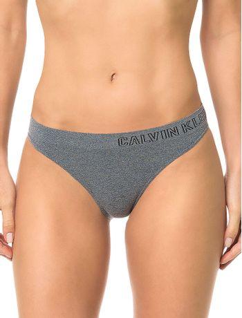 Kit-2-Tangas-Sem-Costura-Calvin-Klein-Underwear-Preto---Cinza-Mescla