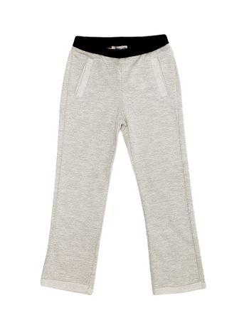 Calca-Moletinho-Infantil-Calvin-Klein-Jeans-Lurex-Mescla