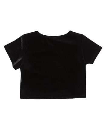 Cropped-Infantil-Calvin-Klein-Jeans-Tinta-Metalizada-Preto