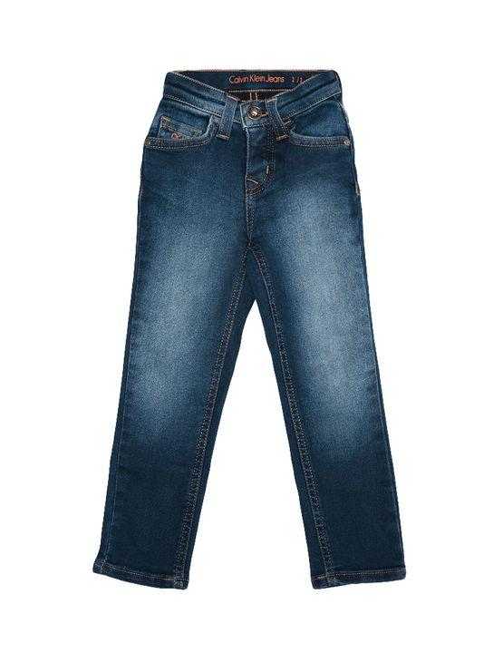 Calca-Jeans-Infantil-Calvin-Klein-Jeans-Five-Pockets-Jegging-High-Azul-Medio