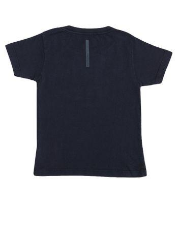 Camiseta-Infantil-Calvin-Klein-Jeans-Estampa-Marinho