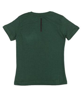 Camiseta-Infantil-Calvin-Klein-Jeans-Estampa-Logo-Floresta