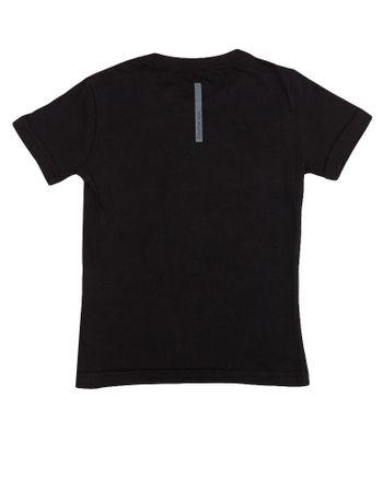 Camiseta-Infantil-Calvin-Klein-Jeans-Estampa-Basquete-Preto