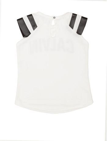 Blusa-Infantil-Calvin-Klein-Jeans-Faixas-Pu-Off-White