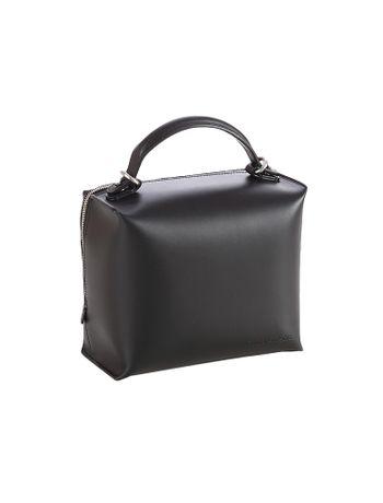 Bolsa-Calvin-Klein-Jeans-Lunch-Box-Media-Com-Ziper-Preto