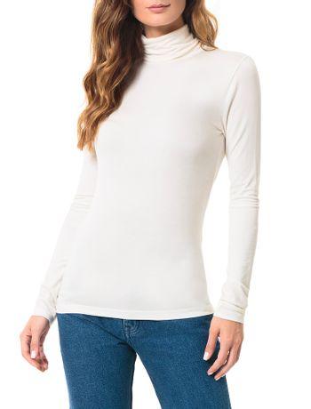 Blusa-Calvin-Klein-Gola-Basica-Off-White