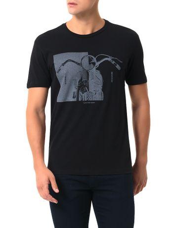 Camiseta-Calvin-Klein-Jeans-Estampa-Route-78-Preto