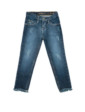 Calca-Jeans-Infantil-Calvin-Klein-Jeans-5-Pockets-Super-Skinny-Marinho