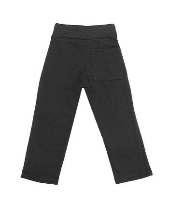 Calca-Moletom-Infantil-Calvin-Klein-Jeans-Etiqueta-Logo-Preto