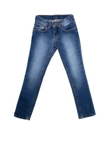 Calca-Jeans-Infantil-Calvin-Klein-Jeans-Five-Pockets-Super-Skinny-Azul-Medio