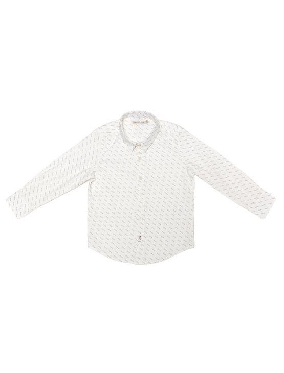 Camisa-Infantil-Calvin-Klein-Jeans-Calvin-All-Over-Branco