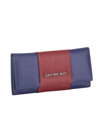 Carteira-Calvin-Klein-Jeans-Tampa-Faixa-Central-Azul-Carbono