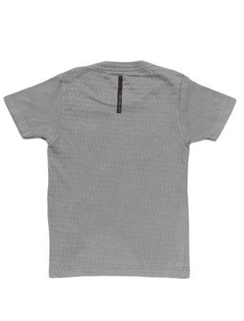 Camiseta-Infantil-Calvin-Klein-Jeans-Estampa-Frontal-Chumbo