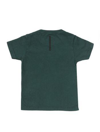 Camiseta-Infantil-Calvin-Klein-Jeans-Estampa-Moldura-Gel-Floresta