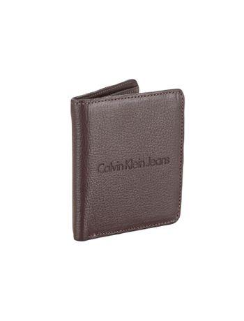 Carteira-Grande-Calvin-Klein-Jeans-Floater-Cafe