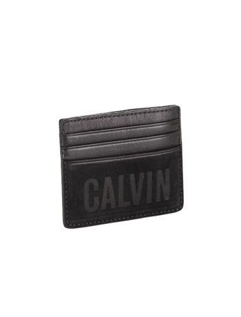 Porta-Cartao-Calvin-Klein-Jeans-Bold-Preto