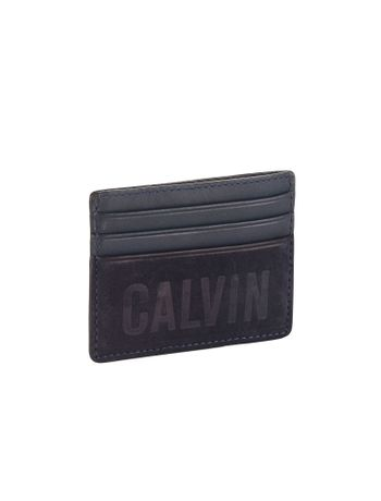 Porta-Cartao-Calvin-Klein-Jeans-Bold-Marinho