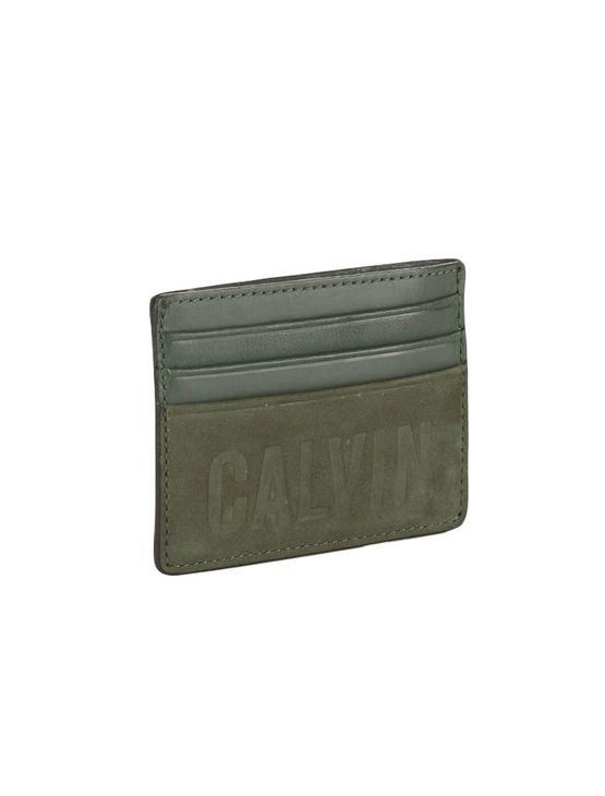 Porta-Cartao-Calvin-Klein-Jeans-Bold-Militar