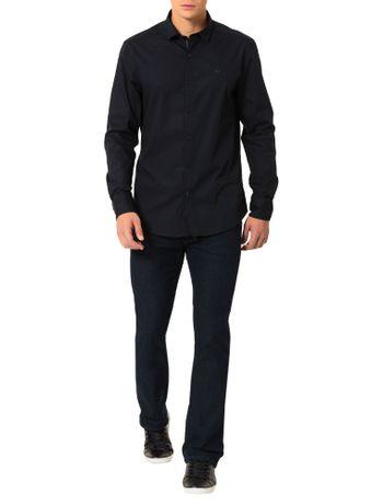 Camisa-Calvin-Klein-Jeans-Logo-Calvin-Klein-Jeans-Preto