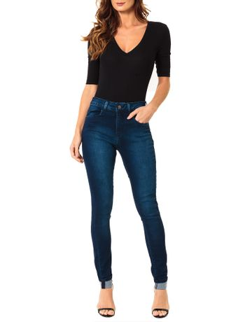 Calca-Jeans-Calvin-Klein-Jegging-High-Azul-Medio