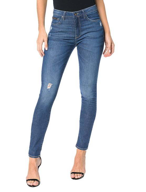 Calca-Calvin-Klein-Jeans-5-Pockets-Jegging-High-Azul-Medio