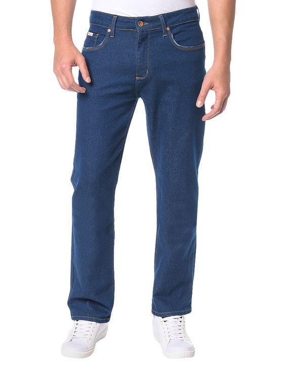 Calca-Calvin-Klein-Jeans-Five-Pockets-Relaxed-Straight-Azul-Medio